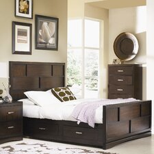 Key West Storage Panel Bed