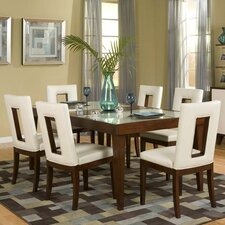 <strong>Najarian Furniture</strong> Enzo 7 Piece Dining Set