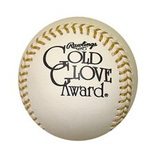 MLB Gold Glove Award Ball