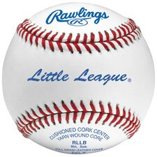 Little League Baseballs (Set of 12)