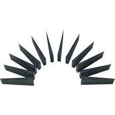 Table Parts and Repair Plastic Shims (Set of 12)