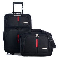 Manchester 2 Piece Luggage Set