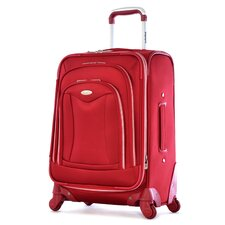 "Luxe 21"" Spinner Carry-On Suitcase"