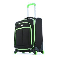"<strong>Olympia</strong> O-Tron 22"" Carry-On Spinner Suitcase"