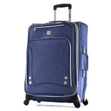 "<strong>Olympia</strong> Skyhawks 26"" Upright Spinner Suitcase"
