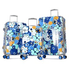 Blossom II 3 Piece Luggage Set