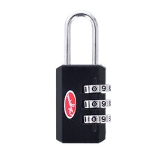 3-Dial Combination Lock