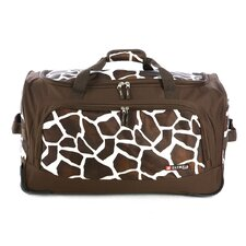 "26"" Fashion Rolling Duffel"