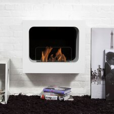 Colombus Wall-Mounted Fireplace