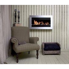 <strong>Bio-Blaze</strong> Square II Ethanol Fuel Fireplace