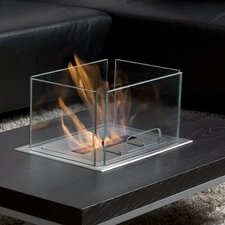 Table Insert Bio Ethanol Fireplace