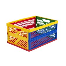 <strong>ECR4kids</strong> Large Ventilated Collapsible Crate