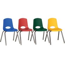 "16"" Stack Chair (Set of 6)"