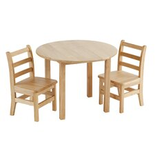 "<strong>ECR4kids</strong> 30"" Round Hardwood Table"