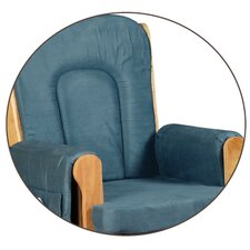 <strong>ECR4kids</strong> 4 Piece Glider Replacement Cushion