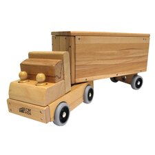 Dramatic Play Big Rig Transportation Vehicle