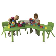 Kids Half Moon Table