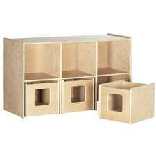 <strong>ECR4kids</strong> See & Store™ Shelf