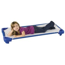<strong>ECR4kids</strong> Stackable Kiddie Kots™ Single Standard - Assembled