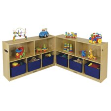 "<strong>ECR4kids</strong> 30"" Fold and Lock Cabinet"