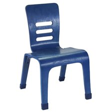 "10"" Bentwood Classroom Stackable Chair"