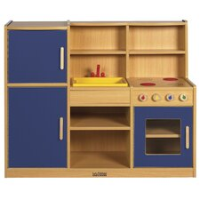 <strong>ECR4kids</strong> 4-in-1 Play Kitchen
