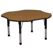 """48"""" Clover Classroom Table"""