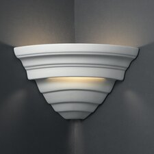 Ambiance 1 Light Wall Sconce