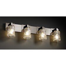 Modular Veneto Luce 4 Light Bath Vanity Light