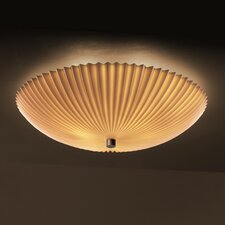 Porcelina 6 Light Flush Mount