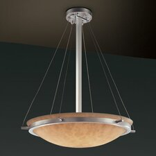 <strong>Justice Design Group</strong> Clouds 6 Light Inverted Pendant