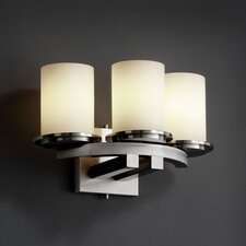 Fusion Dakota 3 Light Wall Sconce