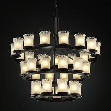 Veneto Luce Dakota 36 Light Chandelier