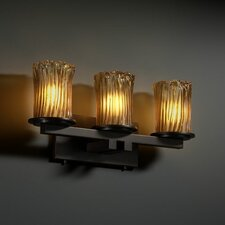 Veneto Luce Dakota 3 Light Bath Vanity Light