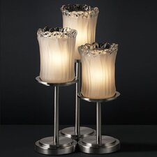 Veneto Luce Dakota 3 Light Portable Table Lamp (Set of 3)