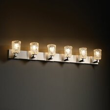 Veneto Luce Modular 6 Light Bath Vanity Light