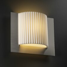 Porcelina Framed ADA 1 Light Wall Sconce