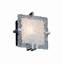 Clips Veneto Luce Square 1 Light Wall Sconce