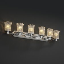 Rondo Veneto Luce 6 Light Bath Vanity Light