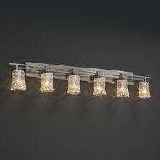 Aero Veneto Luce 6 Light Bath Vanity Light