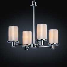 Rondo Limoges 4 Light Chandelier
