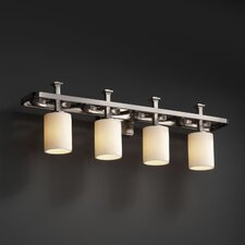 LumenAria Arcadia 4 Light Bath Vanity Light