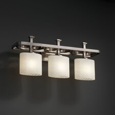 Veneto Luce Arcadia 3 Light Bath Vanity Light