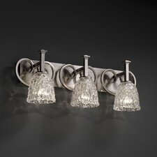 Heritage 3 Light  Bath Vanity Light