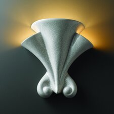 <strong>Justice Design Group</strong> Ambiance 3 Light Wall Sconce