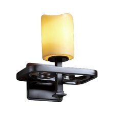 CandleAria Arcadia 1 Light Wall Sconce