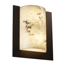 <strong>Justice Design Group</strong> LumenAria Framed 2 Light ADA Wall Sconce