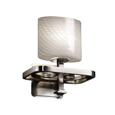 Fusion 1 Light Arcadia Oval Wall Sconce
