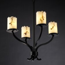 LumenAria Sonoma 4 Light Chandelier
