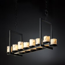 <strong>Justice Design Group</strong> LumenAria Dakota 14 Light Chandelier